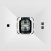 Светильник аварийного освещения путей эвакуации ONTEC C C1 - вид спереди крупным планом