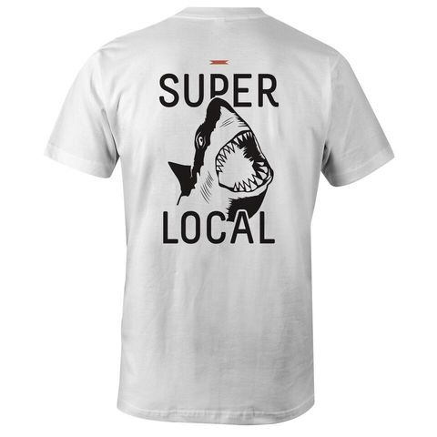 SUPERBRAND LOCAL JAW TEE