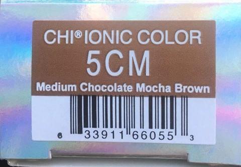 Крем-краска CHI Ионик 5 СМ  85 гр