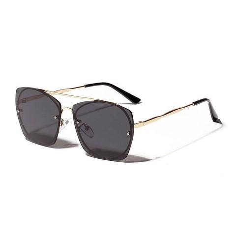 Солнцезащитные очки 1173002s Черный - фото