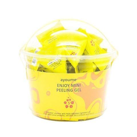 Ayoume Гель-пилинг для лица Enjoy Mini Peeling Gel, 3 гр