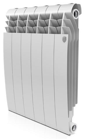 RoyalThermo BiLiner 500, 6 секций - радиатор биметаллический
