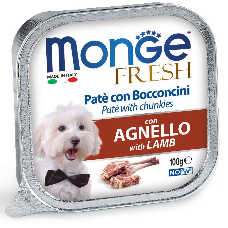 Monge Паштет для собак Monge Dog Fresh ягненок 70013055_1.jpeg