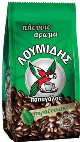 Греческий молотый кофе