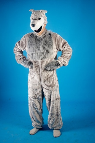 Карнавальный костюм Волк 2