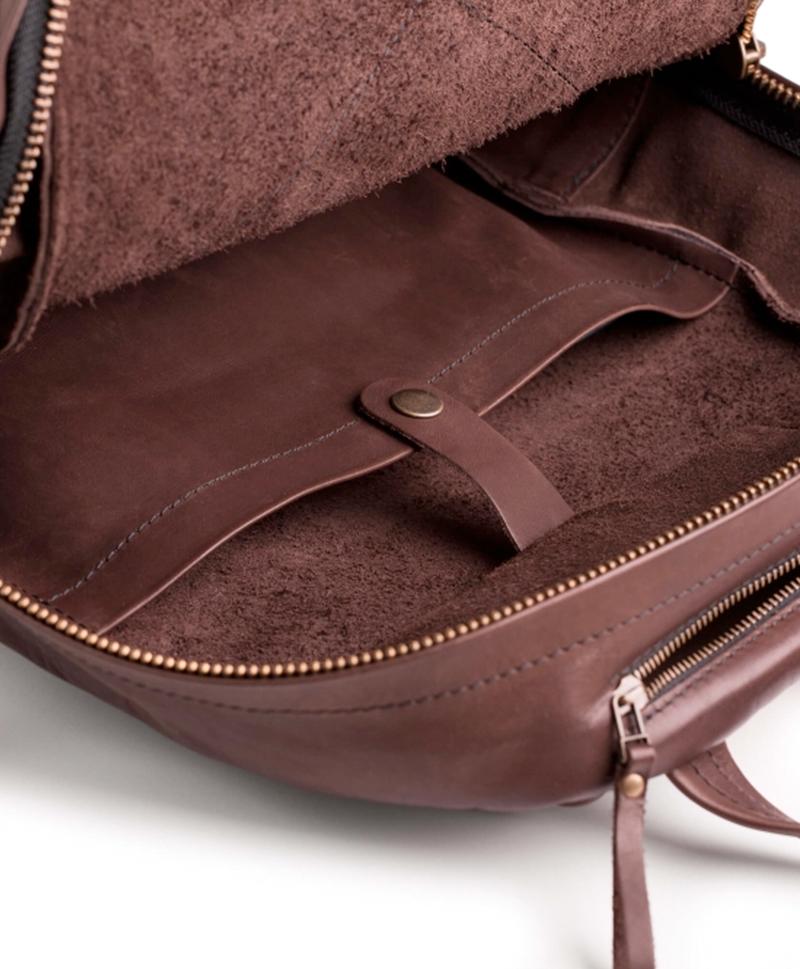 Рюкзак Бэррон коричневый