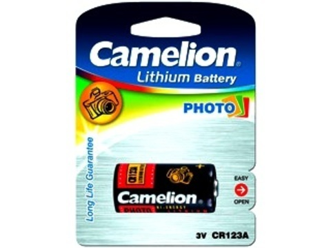 Э/п Camelion CR123A BL1