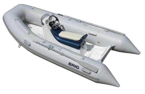 Надувная РИБ-лодка BRIG F360S