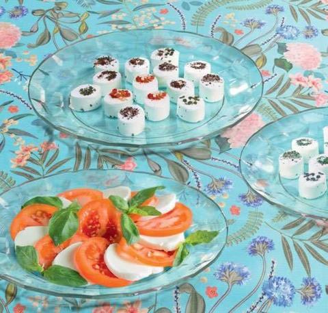 Тарелки Бриллиант рис.3