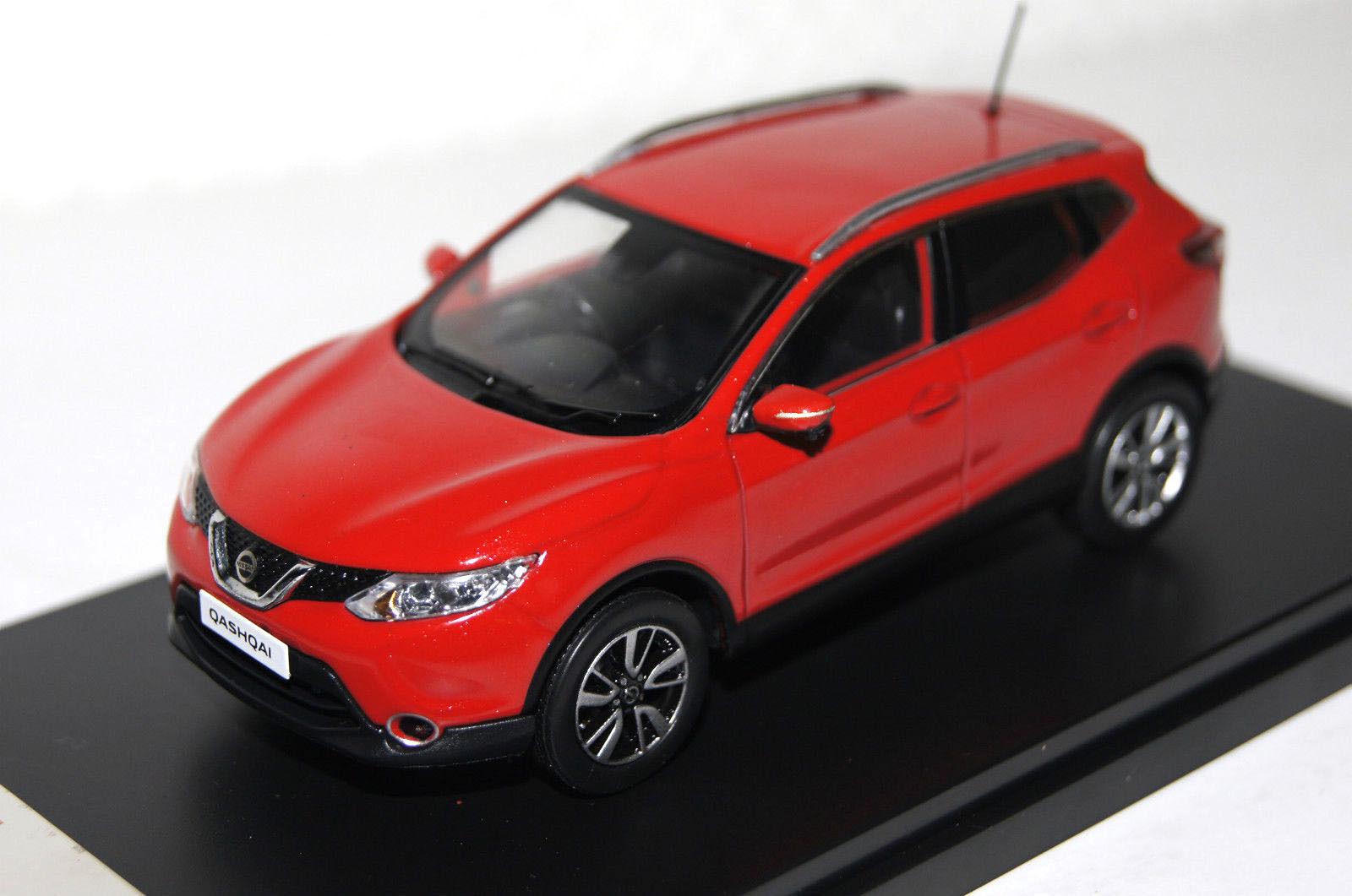 Коллекционная модель Nissan Qashqai 2014