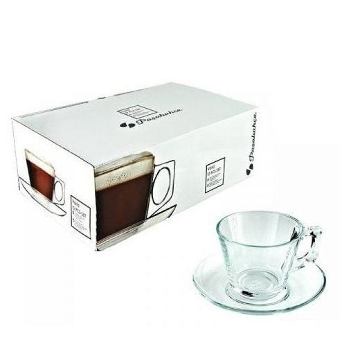 Чайный сервиз Pasabahce Bella 205 мл 97302