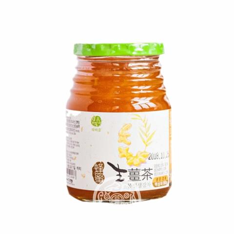Имбирь с мёдом Damizle Honey Ginger Tea 580г Корея