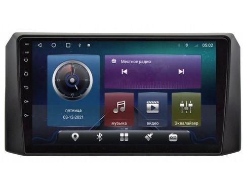 Магнитола для УАЗ Патриот (2017+) Android 10 4/64GB IPS DSP 4G модель CB-2446TS10