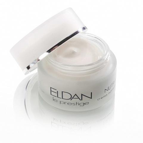 Eldan Nourishing repairing cream, Питательный крем с рисовыми протеинами, 50 мл.