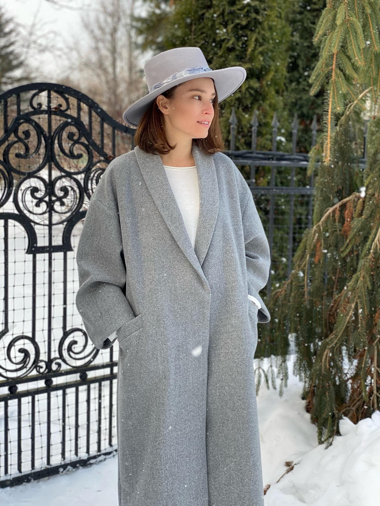 Пальто, Ballerina, Fifth Avenue (серый)