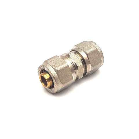 Муфта соединительная для металлопластиковых труб  разборная 16 мм SD Forte