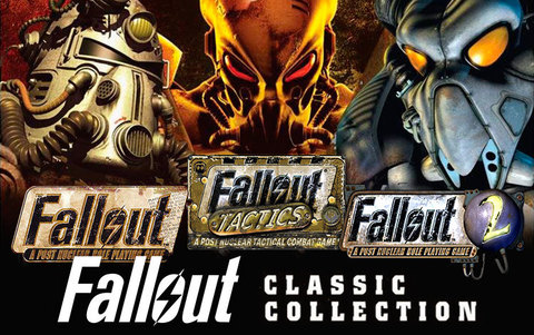 Fallout Classic Collection (для ПК, цифровой ключ)