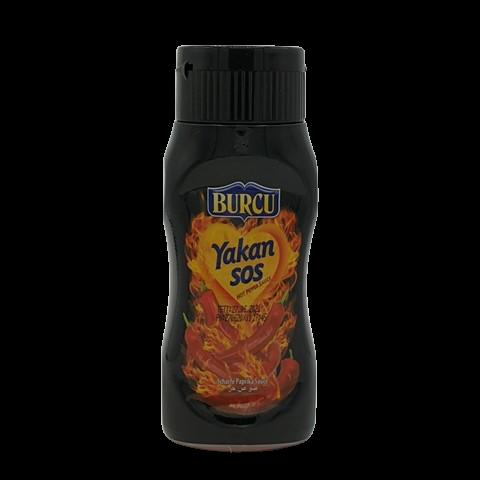 Соус острый из красного перца Yakan Sos BURCU
