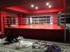 Ринг боксерский на помосте, разборный, помост 7.32х7.32м, высота 1м, боевая зона 6х6м.
