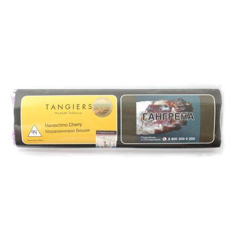 Табак для кальяна Tangiers Noir (желтый) 94 Maraschino cherry