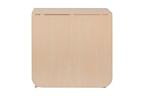 Стол-книжка Глория 606 М с 4-мя ящиками Моби дуб паллада