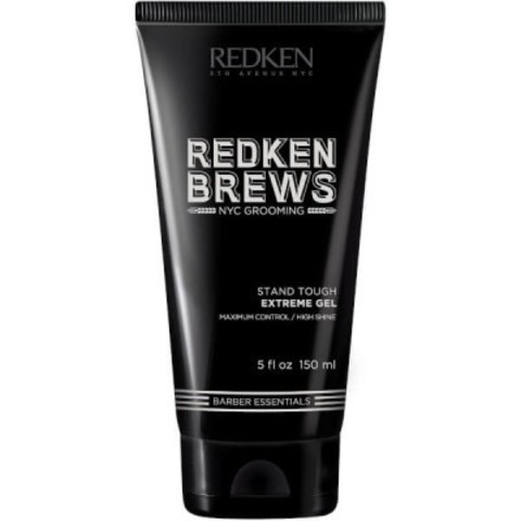 Redken Brews: Гель для укладки мужских волос (Stand Tough), 150мл