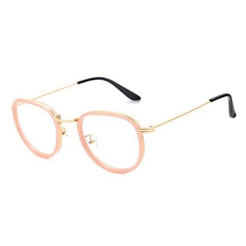 Имиджевые очки 8923001i Розовый - фото