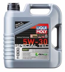 НС-синтетическое моторное масло Special Tec DX1 5W-30 4л