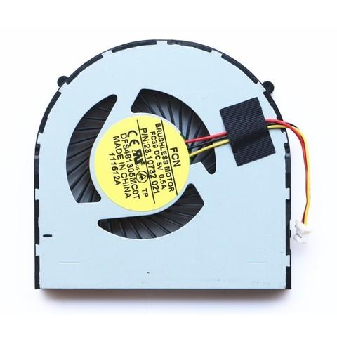 Кулер для ноутбука Lenovo 110-14IBR 110-15ACL pn DFS481305MC0T