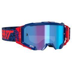 Очки Leatt Velocity 5.5 Iriz Royal с синей линзой 22%
