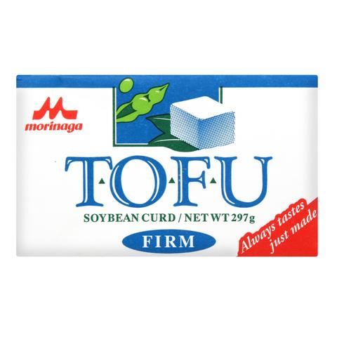 Тофу 297г Моринага Твердый Фуам Morinaga, (соевый сыр)
