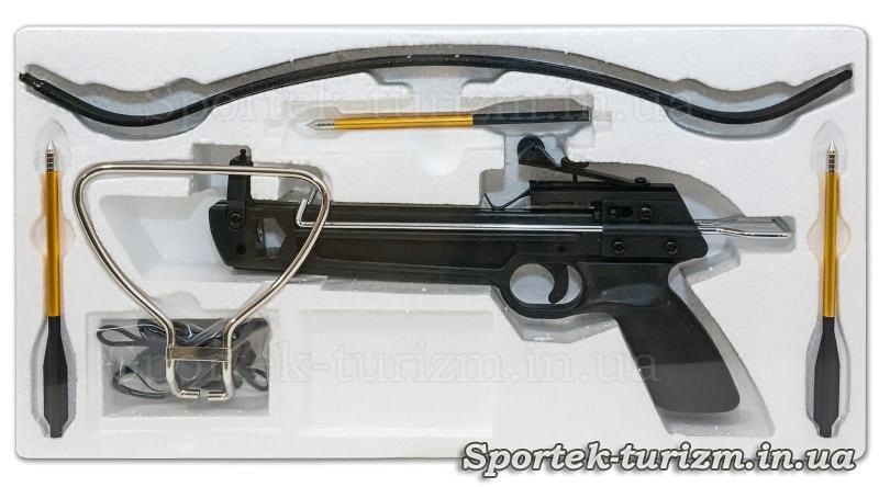 Комплектація арбалета Man Kung MK-80A1