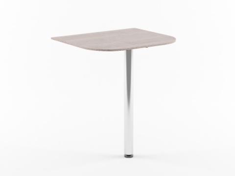 XR 706+ВТ-710 Приставка к столу с опорой (700х600х750)