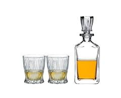 Набор из 3-х предметов для крепких напитков Fire Whisky Set 3. Серия Whisky Set, фото 3