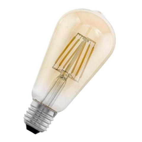 Светодиодная ретро лампа ST64 4W E27 11521