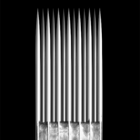 KWADRON 0.35 mm MEDIUM TAPER 9 MAG