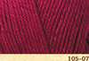 Пряжа Fibranatura Luxor 105-07 (Винный)