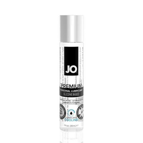 JO Premium COOL, 30ml Классический охлаждающий лубрикант на силиконовой основе