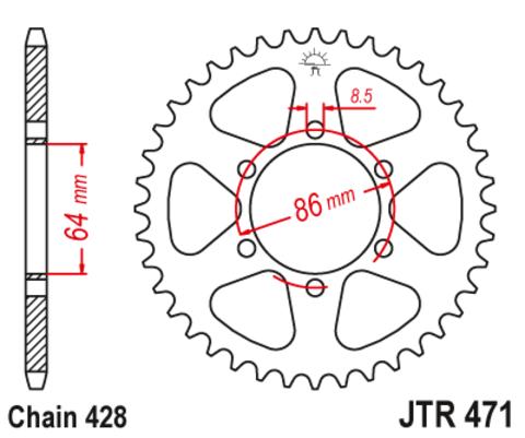 JTR471