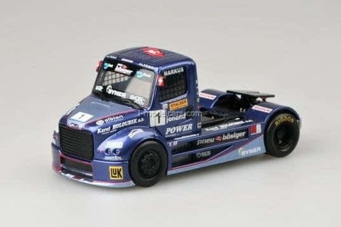 Buggyra Mk. R-08 #1 European Truck Racing Championship 2008 M. Bosiger Abrex 1:43