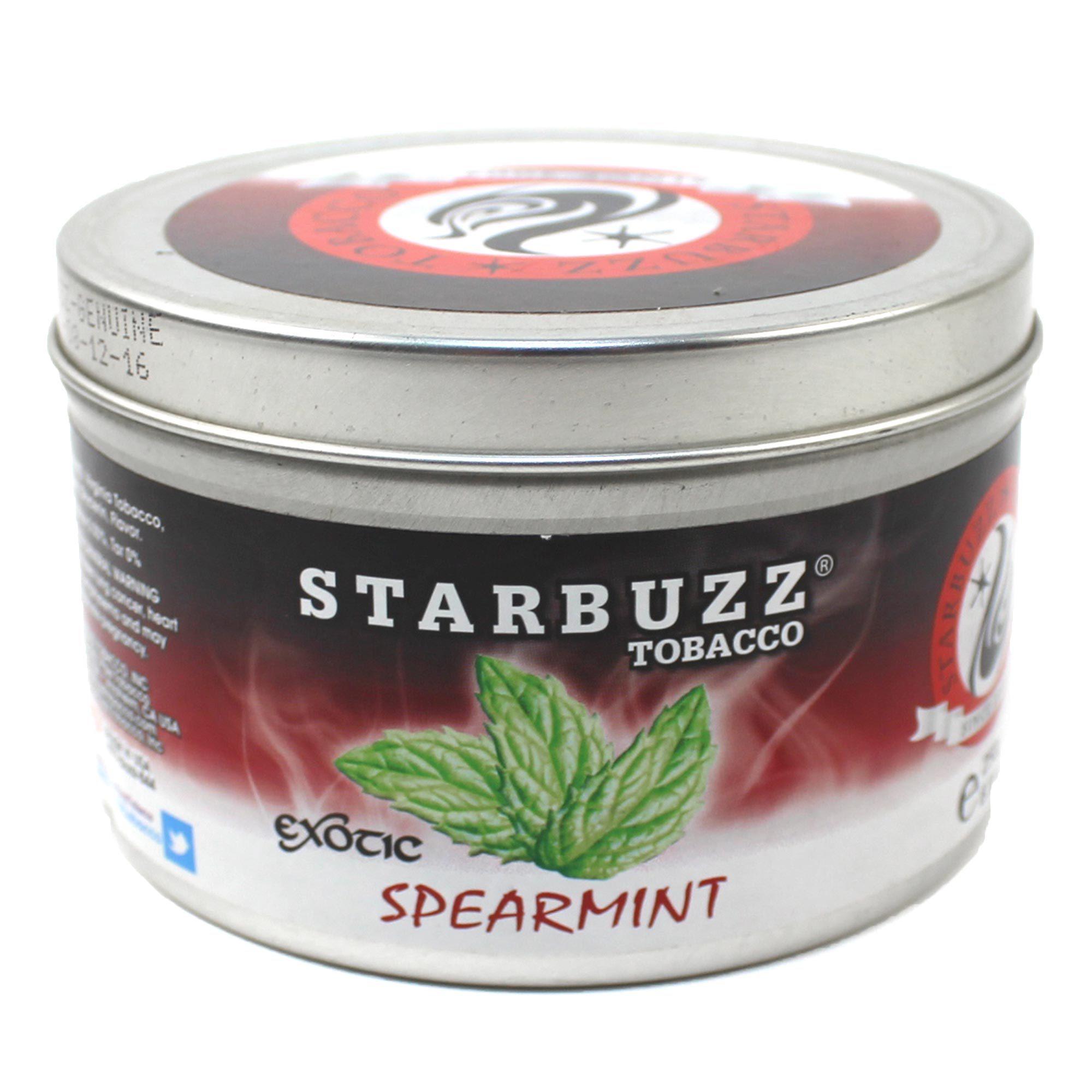 Табак для кальяна Starbuzz Spearmint 250 гр.