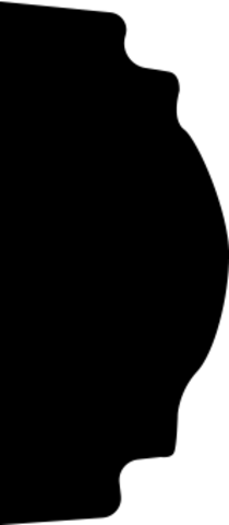 Молдинг гибкий 1.51.379