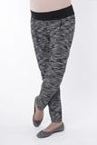 Спортивные брюки для беременных 08968 черный