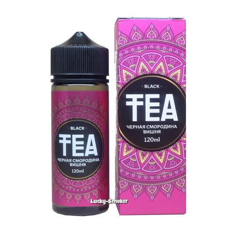 Жидкость Tea 120 мл Black Tea Черная Смородина Вишня