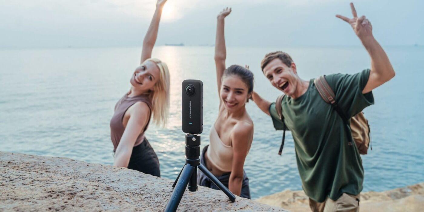 Камера панорамная Insta360 ONE X2