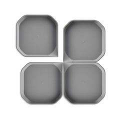 Fan2 Play Лоток для активных игр серый Edx education 77032