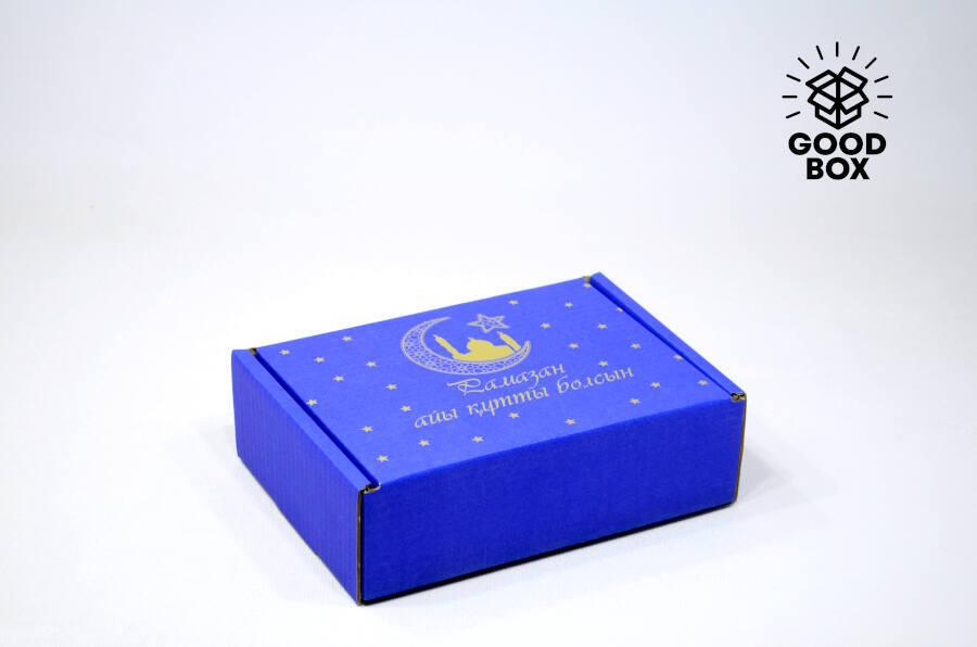 Подарочная коробка на Рамадан купить недорого в Алматы