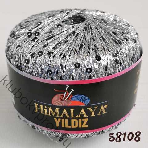 HIMALAYA YILDIZ 58108, Черный серебряный