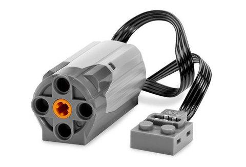 LEGO Education Mindstorms: Средний LEGO-мотор 8883 — Power Functions M-Motor — Лего Образование Эдьюкейшн