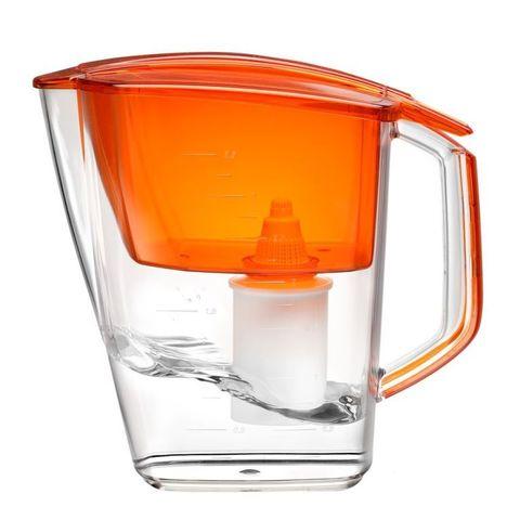 Фильтр - кувшин для очистки воды Барьер ГРАНД ораньжевый